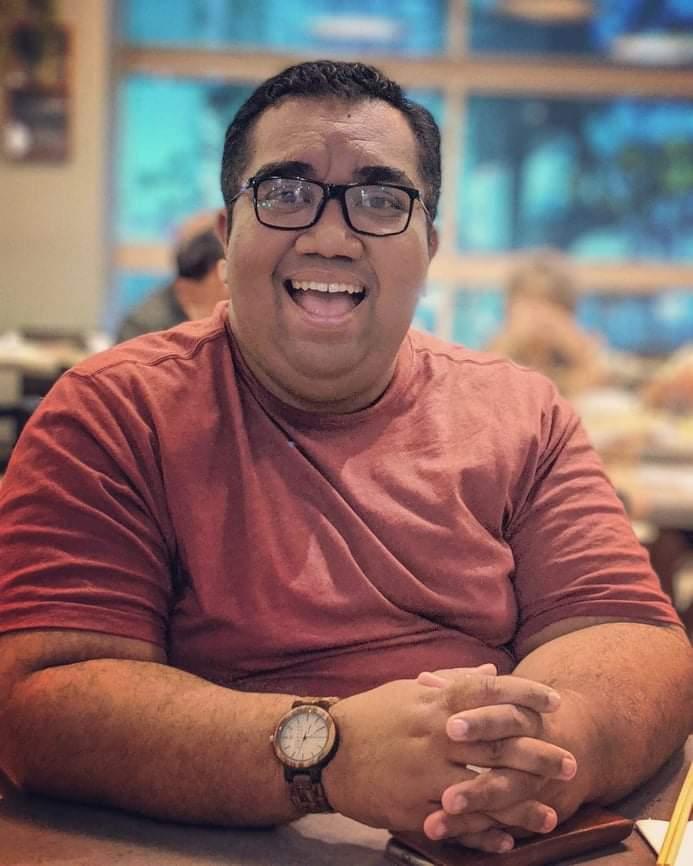 Boby Andika Ruitang Indonesia debater